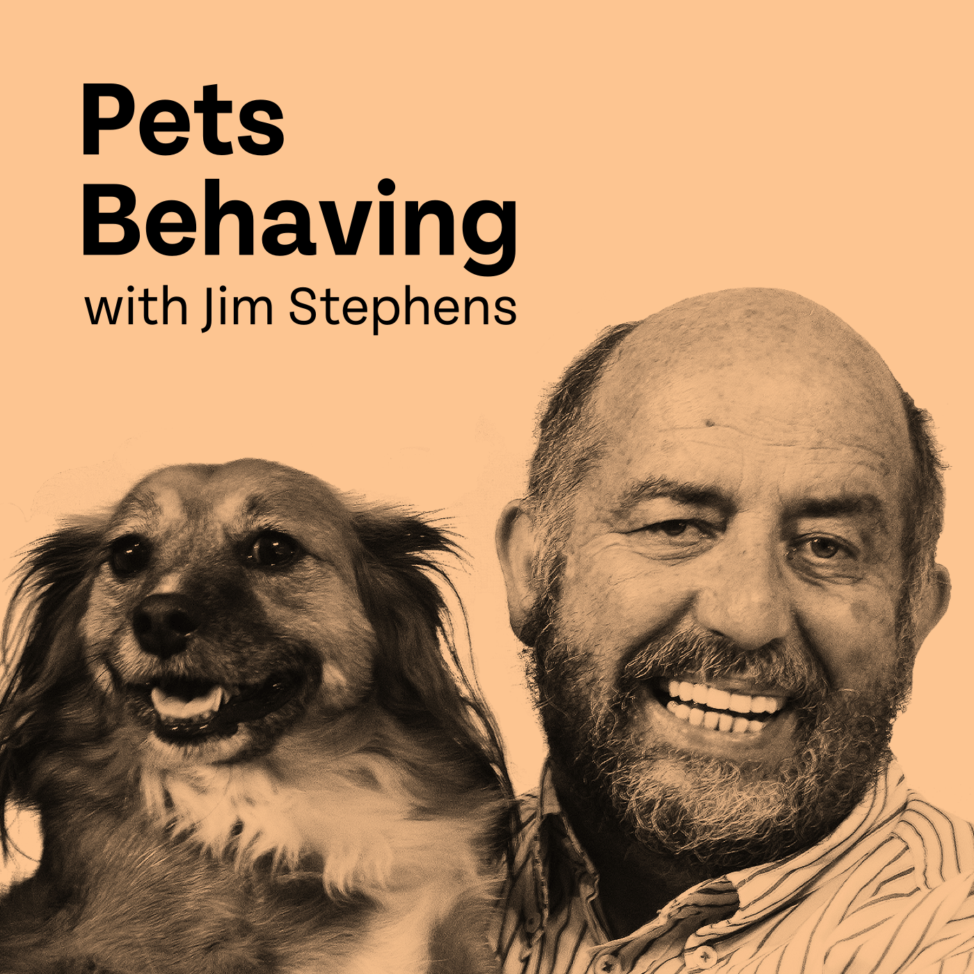 Pets Behaving Podcast with Jim Stephens